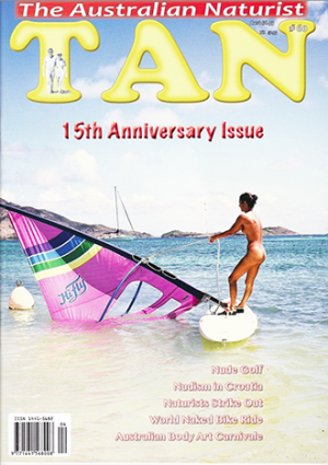 TAN Magazine Issue 60 - The Australian Naturist Magazine