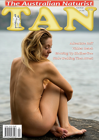 TAN Magazine Issue 62 - The Australian Naturist Magazine