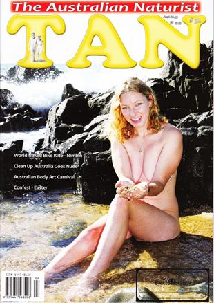 TAN Magazine Issue 52 - The Australian Naturist Magazine