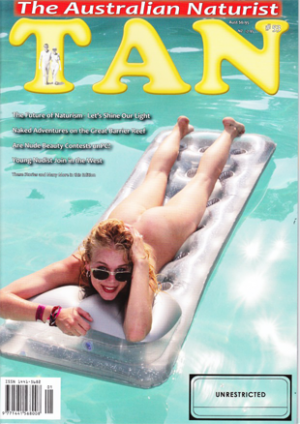 TAN Magazine Issue 53 - The Australian Naturist Magazine