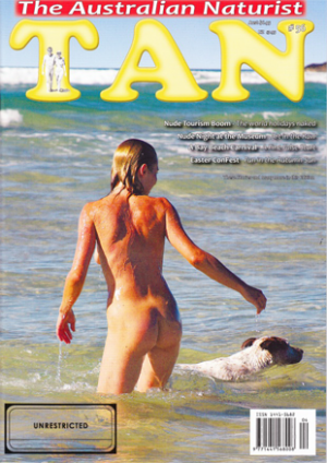 TAN Magazine Issue 56 - The Australian Naturist Magazine