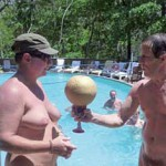 Nude Water Volleyball International Championships