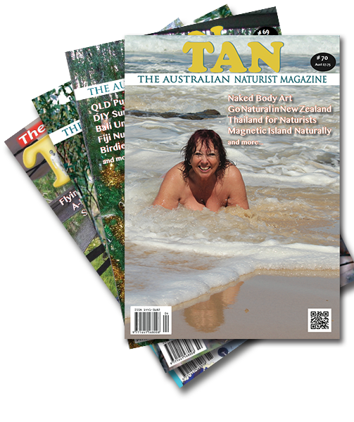 TAN Magazine Back Issues