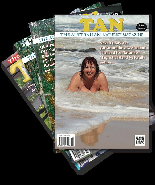 TAN Magazine Back Issues