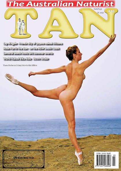 TAN Magazine Issue 55 - TAN Magazine - The Australian Naturist Magazine