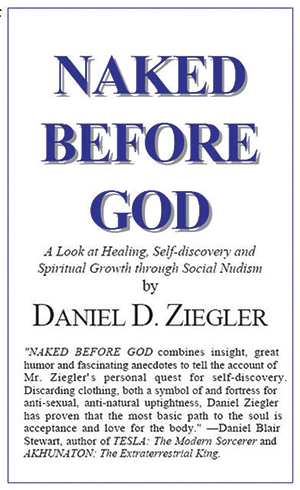 Naked Before God by Daniel Zeigler