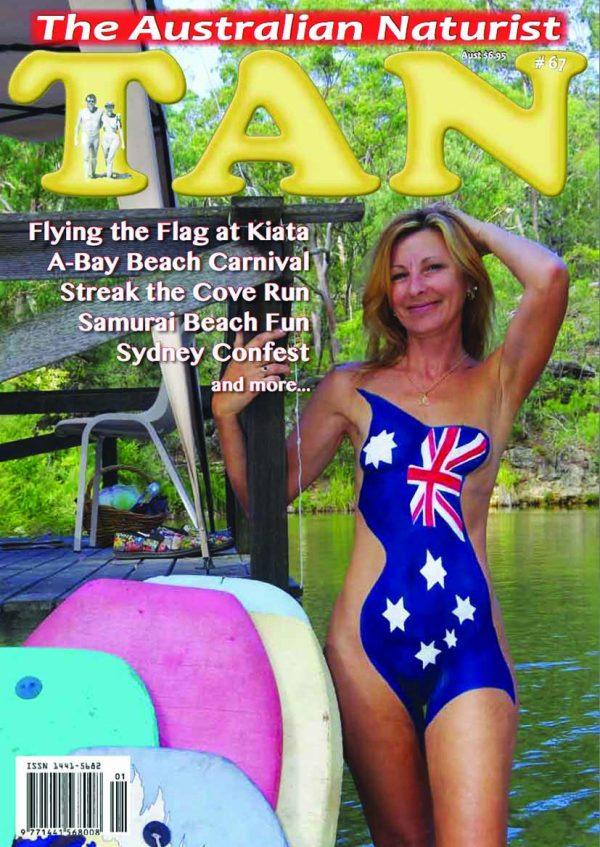 TAN Magazine Issue 67 - The Australian Naturist Magazine