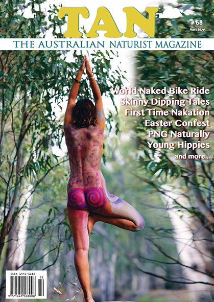 TAN Magazine Issue 68 - The Australian Naturist Magazine