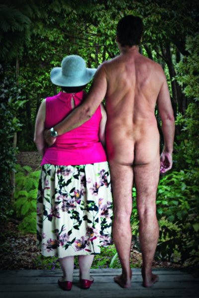 Reluctant Partner - TAN Magazine - The Australian Naturist Magazine
