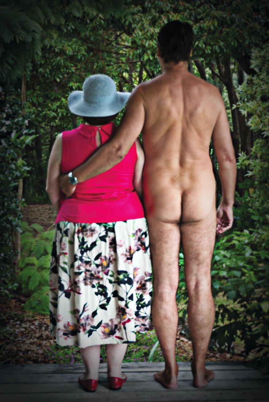 Reluctant Partner - TAN Magazine - The Australian Naturist Magazine