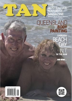 TAN Magazine Issue 83 - The Australian Naturist Magazine