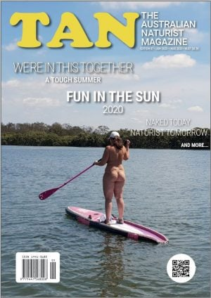 TAN Magazine Issue 87 - The Australian Naturist Magazine