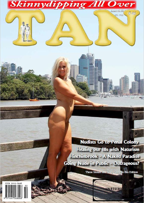 TAN Magazine Issue 46 -