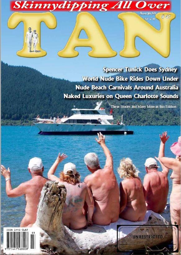 TAN Magazine Issue 47 -