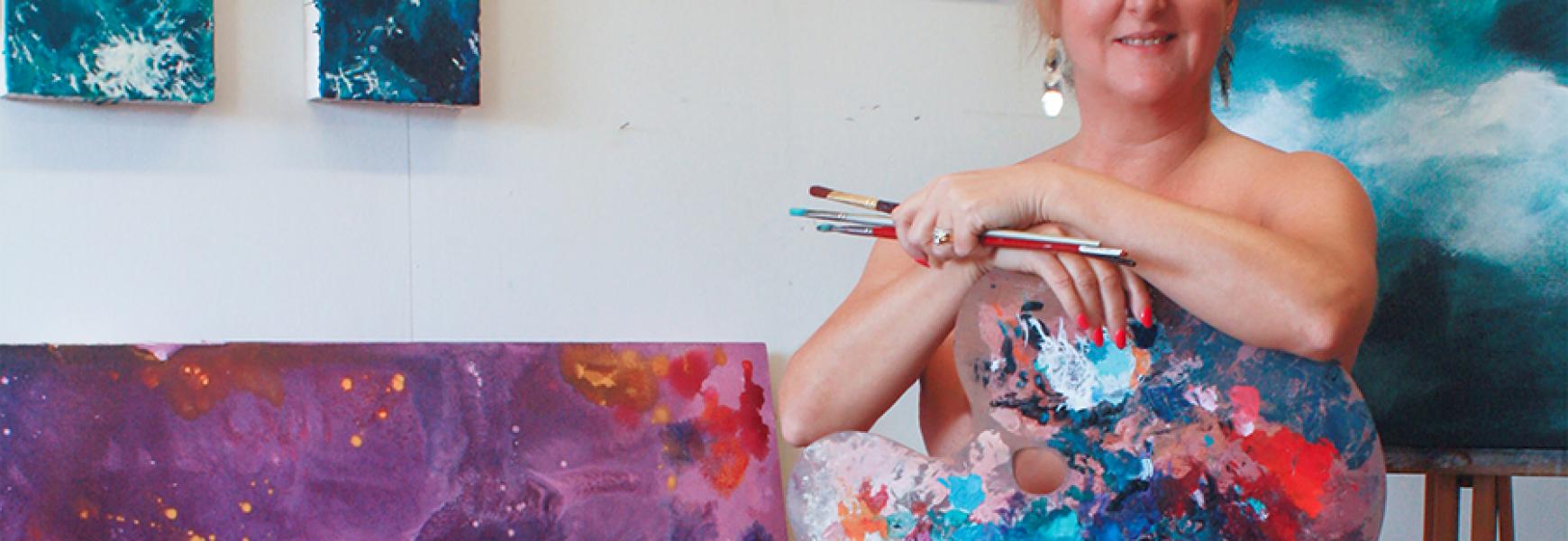 Cherie Lidbury Artist & Naturist